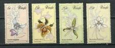38655) SOUTH AFRICA VENDA 1981 MNH** Orchids 4v