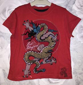 Boys Age 18-24 Months - Next Dragon T Shirt