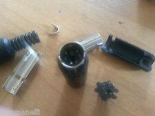 Mini-din 6 poli spinotto volante maschio PS2 Yaesu FT-8x7 857 897 817 8900 8800