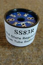 Regulated Solid State 83 Replacement Rectifier  TV-7 Hickok B&K Tube Testers