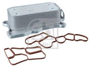 FEBI 101082  Ölkühler, Motoröl für  MERCEDES Benziner