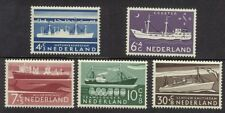 NVPH 688-692: zomer 1957 postfris (MNH)
