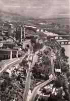 BEZIERS 2 la cathédrale saint-nazaire et les quatres pont sur l'orb vue d'avion