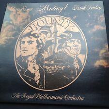 David Essex MUTINY LP Rock Musical Stage Soundtrack OST Frank Finlay Bounty 1983