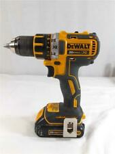 Dewalt DCD709 20V 1/2 Inch Cordless Drill Driver With 1 Battery