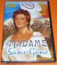 MADAME SANS-GENE / Sophia Loren / Frances-Español / Precintada