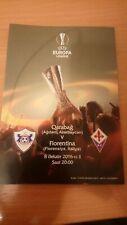 Qarabag Aqdam Azerbaijan - Fiorentina Florence Italy 08.12.2016 UEFA Europe Leag