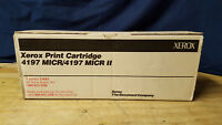 Xerox Print Cartridge 4197MICR
