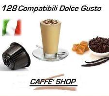 """128 Capsule Compatibili Nescafè Dolce Gusto® Miscela """"Cappuccino alla Vaniglia"""""""