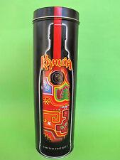 VTG Kahlua Limited Edition 1 Tin Box Empty