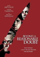 Beyond a Reasonable Doubt , Blu-Ray , English Only
