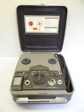 Magnetófono de bobina abierta vintage