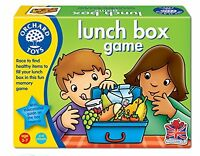 *Brand New* Orchard Toys Lunch Box Educational Kids Role Play Board Game Toy