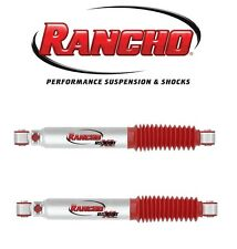 Rancho RS999287 Pair Set Of 2 Rear Shock Absorbers With 6″Lift for Ford F150 4WD