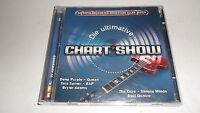 CD  Die Ultimative Chartshow - Die erfolgreichsten Rockstars von Various