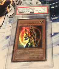 Black Luster Soldier - Envoy Of The Beginning PSA 1st Edition IOC-025 Ultra Rare