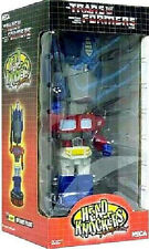 Transformers Optimus Prime Headknocker Résine 17cm De Neca