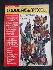***CORRIERE DEI PICCOLI N. 45 (1966)*** CON FIGURINE CALCIO DA RITAGLIARE !