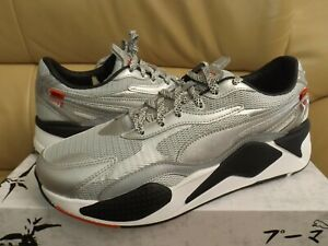 Puma RS-X3 WC Men's Size 12 Running Shoes Gray Violet-Silver-Black 374808-02
