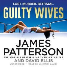 GUILTY WIVES DI JAMES PATTERSON AUDIO CD LIBRO 9781846573330 NUOVO