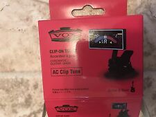 VOX Clip on tuner for guitar & bass