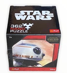 Star Wars BB8 Trefl 11201 Nano 22 x 33.2cm Jigsaw Puzzle 362 pieces New Sealed