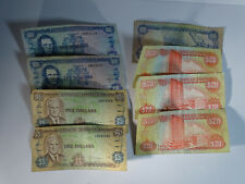 Bank Of Jamaica 8 banknotes face value $100