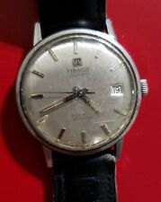 Vintage Tissot Visodate Seastar Automatic Watch | Works!