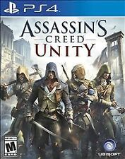 Assassins Creed UNITY PS4! FIGHT, SWORD, ACTION, WARFARE REVOLUTION KILL MISSION