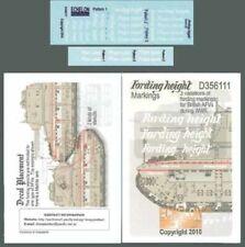 ECHELON FD D356111, 1/35 Decals for  Fording Height Markings
