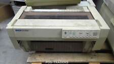 Epson DFX-8500 Large Format A3 A4 Dot Matrix Printer Parallel - NO FRONT COVER