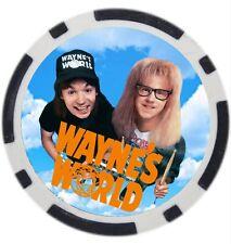 WAYNE'S WORLD - MIKE MYERS -  DANA CARVEY - BALL MARKER ***SIGNED***