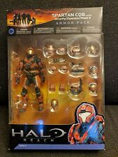Halo Reach - Spartan CQB Figure Armor Pack Red - Unopened