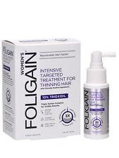 Foligain Trioxidil - Womens Hair Regrowth Treatment / Female Hair Loss Product