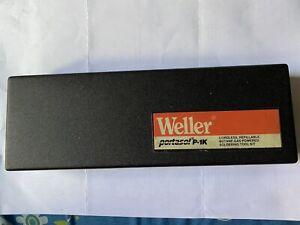 Weller Portasol Cordless Butane Soldering Kit P-1KC