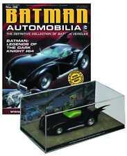 DC BATMAN AUTOMOBILIA FIGURINE W/MAGAZINE #32 LEGENDS DARK KNIGHT #64 #saug16-25