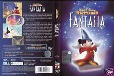 DISNEY DVD Fantasia - ed. italiana con celophan !