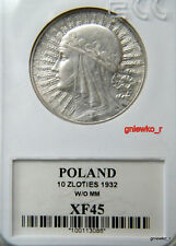 ★ POLSKA II RP ★ 10 złotych 1932 r ★