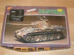 1/35 Nichimo German Panzer V Sd.Kfz.171 Panther Medium Tank model kit