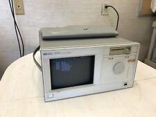 Hp Hewlett Packard 16500A Logic Analyzer Analysis System