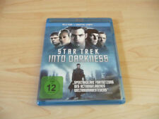 Blu Ray Star Trek - Into Darkness - 2013 - Chris Pine