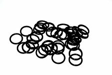 Paintball CO2 Tank Seals - Buna-Nitrile 90 Durometer O-Rings - Pack of 100 Seals