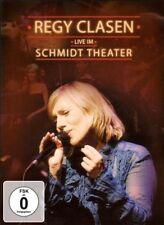 REGY CLASEN - LIVE IM SCHMIDT THEATER  DVD NEU