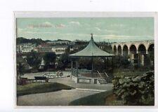 (Sa899-100)  Victoria Gardens Truro ,c1910 ,unused ,VG