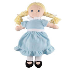 Big Sister Doll with Birthstone Color Dress, March, Light Blue, Small