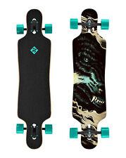 "Street Surfing Longboard Complete Wolf Drop Through 9.5"" x 39"""