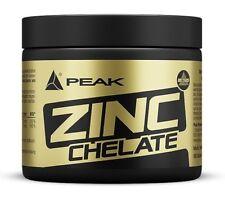 Peak Zink Chelat 180 Tabletten 500mg - Zinc