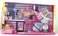 Barbie Frisörsalon, Barbie Haare färben, Barbie Frisör