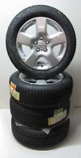 Satz Winterräder Opel Astra H Zafira B Vectra C Signum 205 55 R16 Dunlop