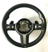BMW M SPORT F30 F31 F32 F34 F20 F22 F23 F15 F16 Steering Wheel Shift paddles